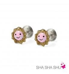 Pendientes de plata sol colección Encantada  La Petra